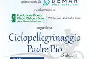 8 giugno 2019 - 3° Ciclopellegrinaggio Padre Pio